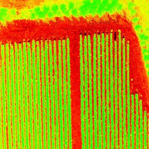 NDVI agriculture mapping