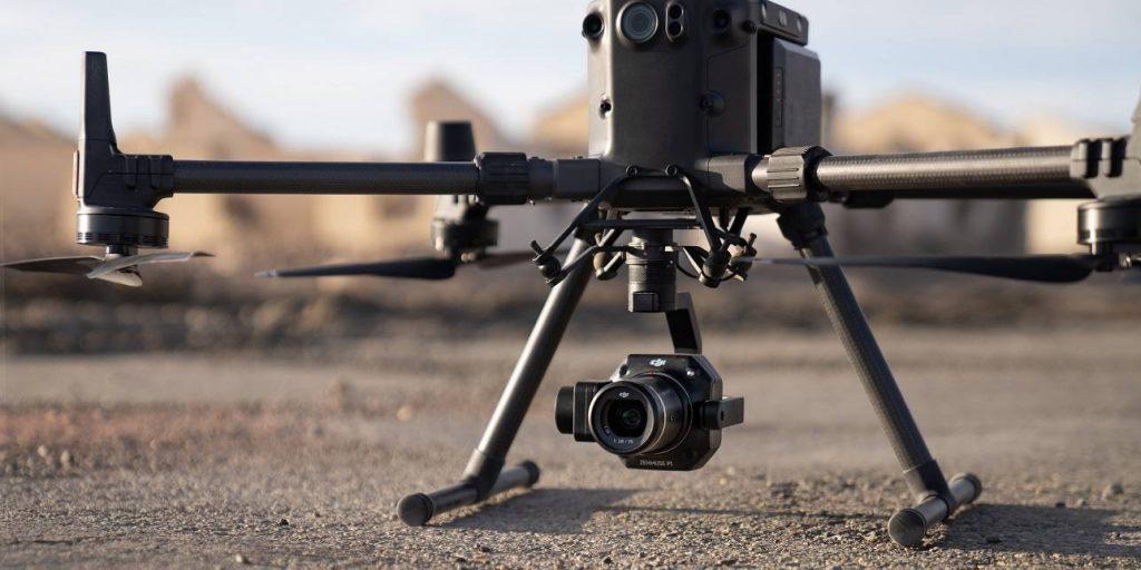 DJI M300 P1 Mapping Drone