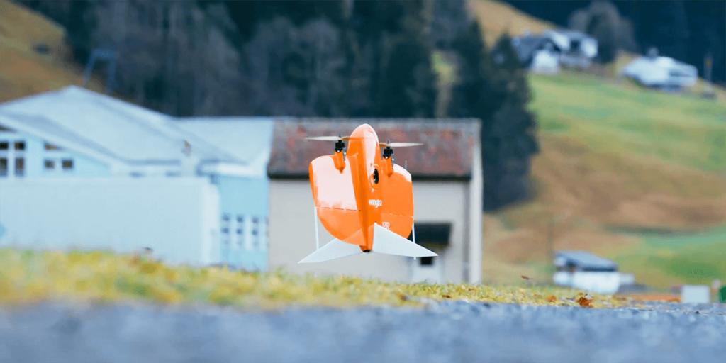 Wingtra ONe VTOL drone